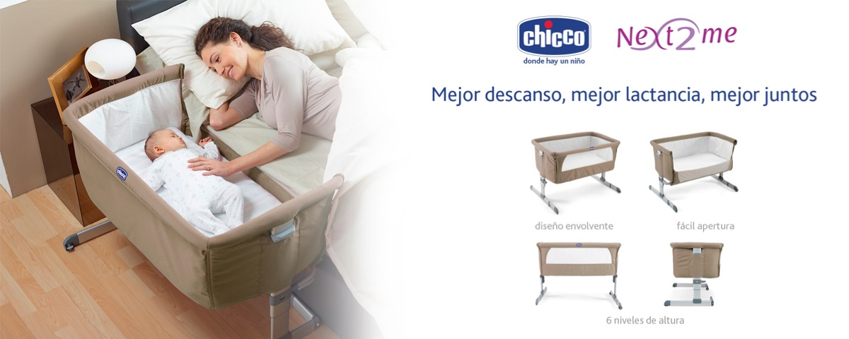 Next2Me - Chicco Paraguay